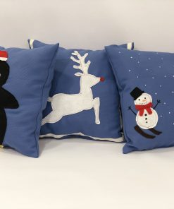 Χριστουγεννιάτικα παιδικά μαξιλάρια
